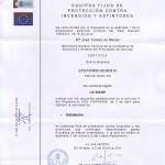 INSTALADOR GASES FLUORADOS Nº GF-000409