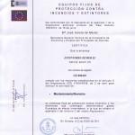 MANTENEDOR GASES FLUORADOS Nº Nº GF-000410